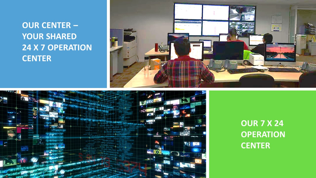 Cloud Secuirty Operation Center