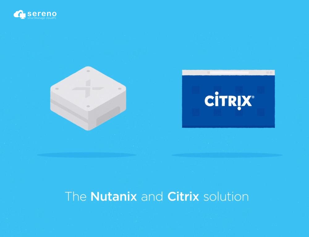 Citrix x Nutanix VDI