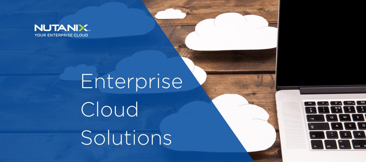 nutanix enterprise cloud solution
