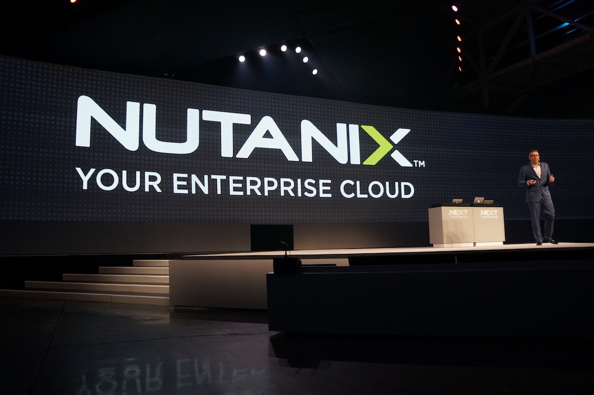 nutanix enterprise cloud